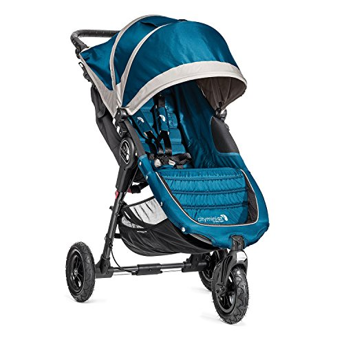 Baby Jogger 2014 City Mini GT Single Stroller, Teal/Gray by Baby Jogger
