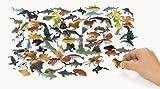 Under The Sea Plastic Sea Life Creatures 90 pc