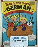 Teach Me More German : A Musical Journey Through the Year