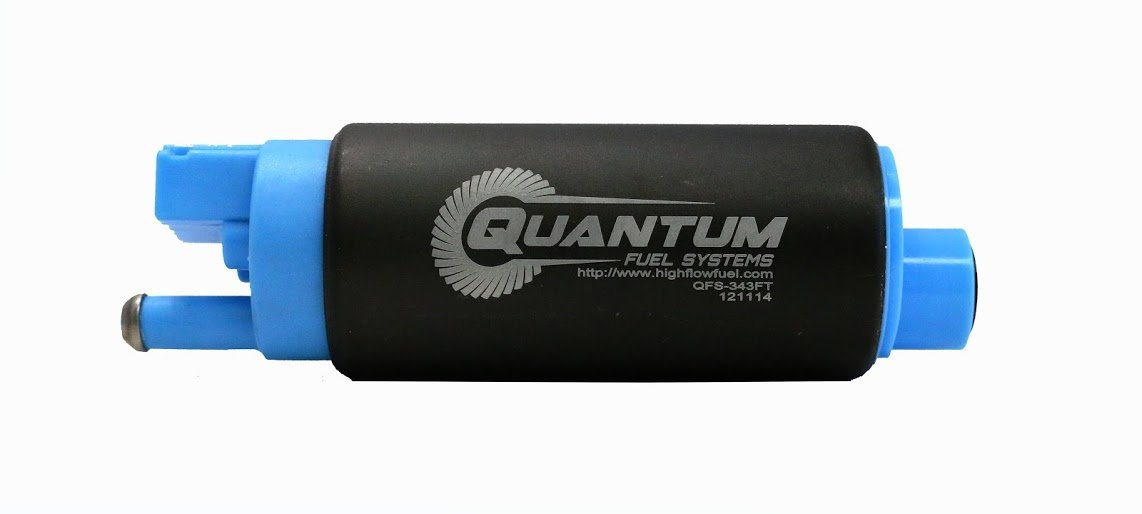 QFS-343FT 340LPH Intank Fuel Pump with Installation Kit