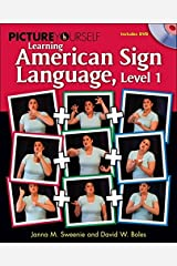Picture Yourself Signing ASL, Level 1 Paperback