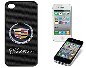 Iphone 4 4s Hard Case with Printed DesignCadillac