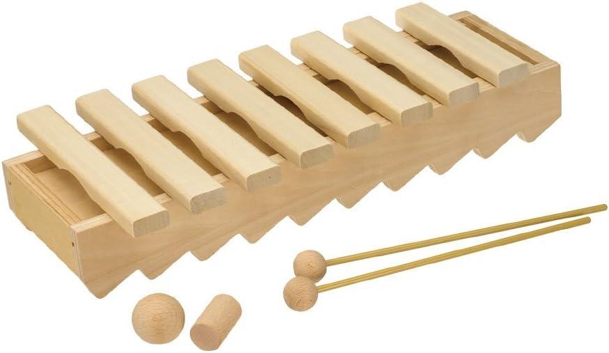 おもちゃの木琴|森のシロホンあそび