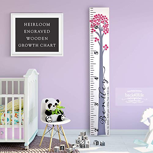 engraved growth chart - 9