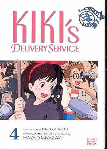 Kiki's Delivery Service Film Comic, Vol. 4 (Kiki's Delivery Service Film Comics)