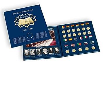 Leuchtturm Münzalbum Presso Euro Collection Für 2 Euro Münzen