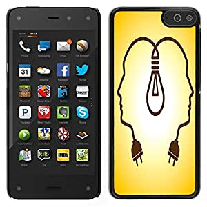 Dragon Case - FOR Amazon Fire Phone - If winter comes - Caja protectora de pl??stico duro de la cubierta Dise?¡Ào Slim Fit