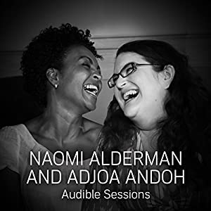 FREE: Audible Sessions with Naomi Alderman Speech