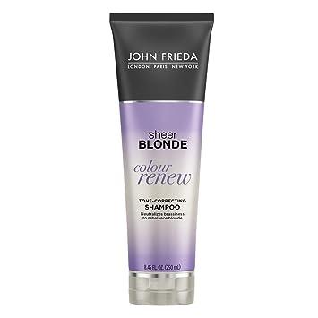 John Frieda Sheer Blonde Colour Renew Shampoo 250 Ml Amazon De Beauty