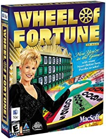Wheel of Fortune - Mac by MacSoft