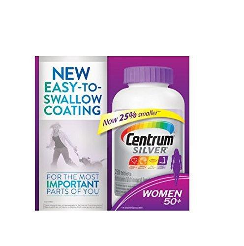 Centrum Silver Women 50+ (250 Tablets)