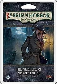 Arkham Horror LCG: Barkham Horror - The Meddling of Meowlathotep