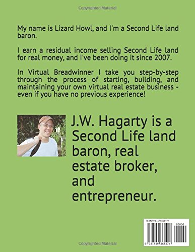 Virtual-Breadwinner-Book-Two-Intermediate-How-to-Make-Money-Online-as-a-Second-Life-Land-Baron