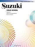 Suzuki Violin School, Vol 3: Piano Accompaniment (Suzuki Method Core Materials)