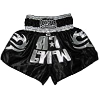 DUO GEAR Dark Angel Muay Thai Pantalones Cortos