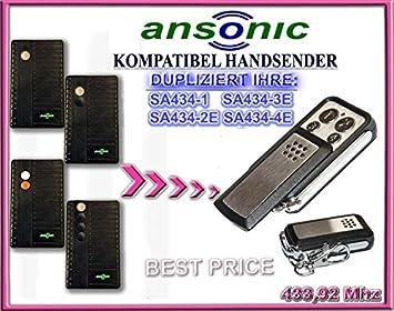 Ansonic sa434 - 1/sa434 - 2E/sa434 - 3E/sa434 - 4E compatible ...