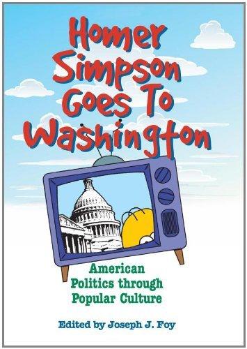 Read Online Homer Simpson Goes To Washington:2nd (Second) edition pdf epub