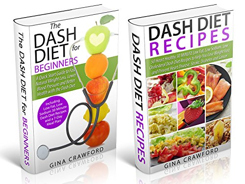 The Dash Diet Fast Track Power Pack by Gina Crawford ebook deal