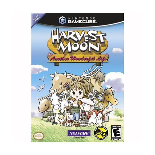 Harvest Moon Another Wonderful Life - Gamecube (Renewed)