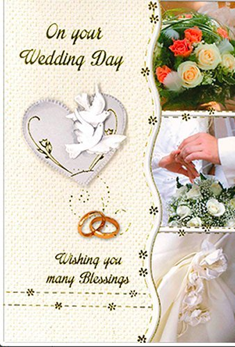Congratulations On Your Wedding Day.Wedding Day Card Religious Cards Congratulations On Your Wedding