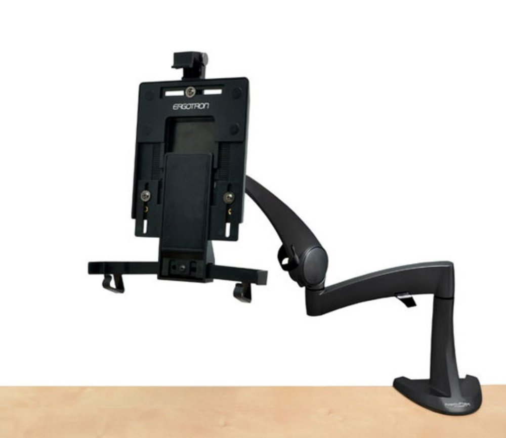 Amazon.com: Ergotron Neo Flex Desk Mount Tablet Arm (45 306 101): Computers  U0026 Accessories