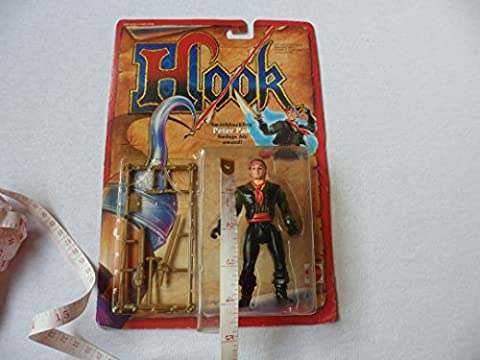 Hook Air Attack Flying Peter Pan Action Figure - Peter Pan Toy