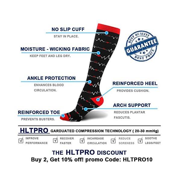 Hltpro Compression Socks