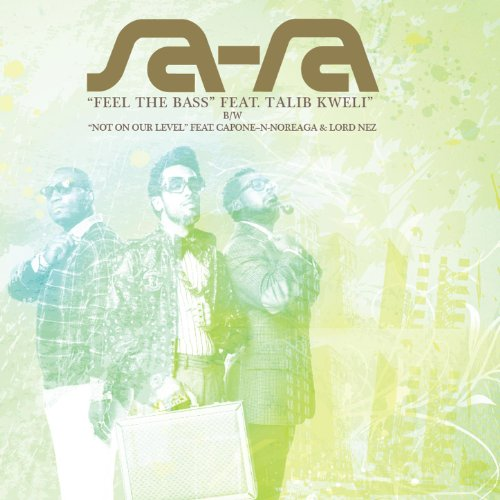 Feel The Bass (feat. Talib Kwe...