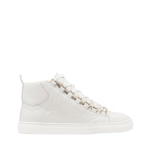 Balenciaga - Zapatillas para mujer blanco Weiß IT - Marke Größe, color blanco, talla 37 IT - Marke Größe 37: Amazon.es: Zapatos y complementos