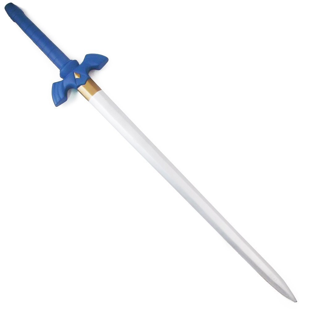 Amazon THE Legend Of Zelda Hard Foam Costume Master Sword Toy Link Hylian Cosplay Toys Games