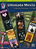 Ultimate Movie Instrumental Solos, Alfred Publishing Staff, 0739091891