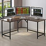 "ELEGANT L-Shaped Desk 55"" x 55"" with 29"" Deep"