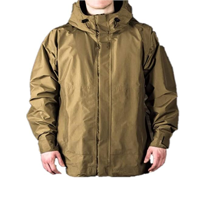 Amazon.com: Beyond - Chaqueta de 6 gore-tex, color verde ...