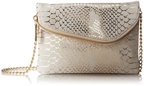 HOBO Vintage Daria Cross Body Bag, Gold Filigree Exotic, One Size