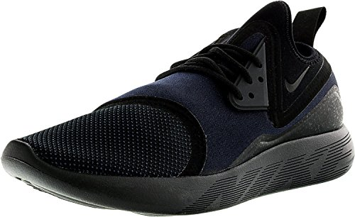 Nike LunarCharge Essential Men's Shoes Black/Dark Obsidian-volt AFNbA
