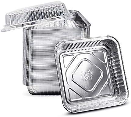 Fig Leaf Disposable Aluminum Roasting product image