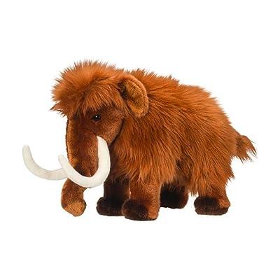 Douglas Tundra Wooly Mammoth Plush Stuffed Animal: Toys & Games