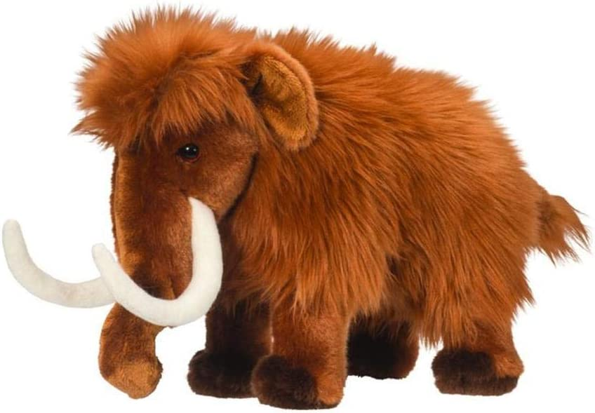 Amazon Com Douglas Tundra Woolly Mammoth Plush Stuffed Animal Toys Games