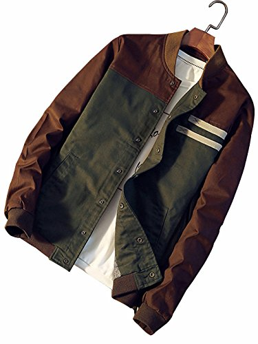 Collar Bomber Jacket - 4