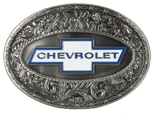 Belt Clothing Brands (KX Brands Chevrolet Oval Belt)