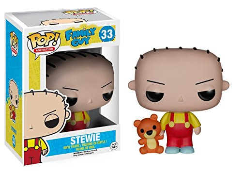Funko POP TV: Family Guy Stewie Action Figure