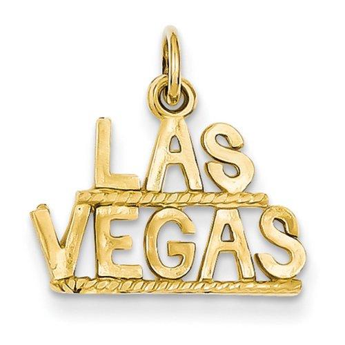 Icecarats Créatrice De Bijoux 14K Las Vegas Pendentif