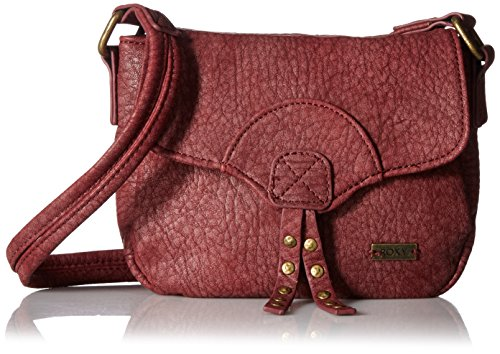 Roxy from My Heart Cross Body Purse, Syrah (Roxy Handbag)