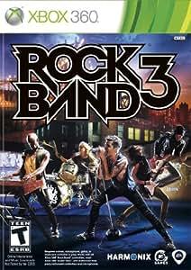 Rock Band 3 - Xbox 360 (Game)