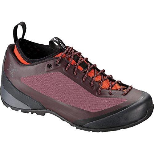 Arc'teryx Acrux FL Approach Shoe - Women's Tundra/Buttercup 8