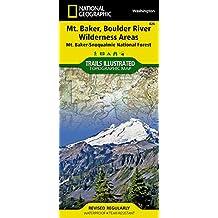 Mount Baker & Boulder River Wilderness Areas, Mount Baker-Snoqualmie National Forest, Washington