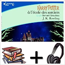 Harry Potter, I : Harry Potter a l ecole des sorciers Audiobook ...