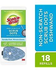 Scotch-Brite Scrub Dots Non-Scratch Dishwand