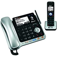 ATTTL86109 - Atamp;t TL86109 Two-Line DECT 6.0 Phone System with Bluetooth