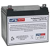 Magnavolt SLA12-33 12V 33Ah F2 Replacement Battery